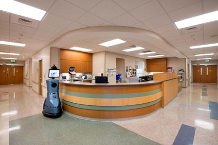 CCU Nurses Station
