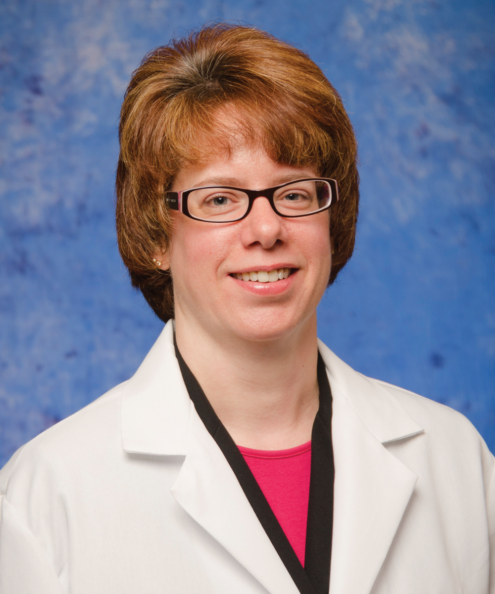 Dr. Kelly Caldwell-Chor with Fort Loudoun Primary Care