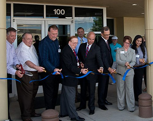 Fort Loudoun Primary Care Ribbon Cutting