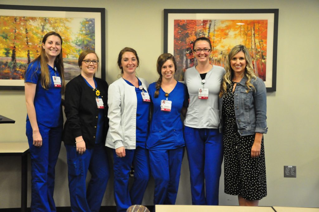 Fort Loudoun Medical Center's Nurse Residency Graduates